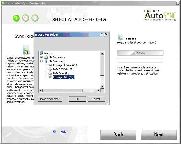 Memeo Premium - AutoSync Features | Seagate Support US